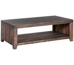 Caitlyn Distressed Rectangular Cocktail Table | 55DowningStreet.com