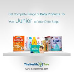 Choose from a wide range of #Baby #Care products for your kid. #thehealthtree