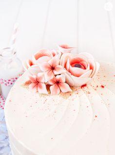 Jaleo en la Cocina: Layer cake de Red Velvet, perfecta para una ocasión especial