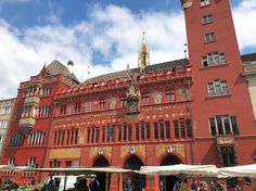 An insider's guide to the very best of Basel, Switzerland. List includes the city's best museum's, restaurants, and outdoor activities. Stuff To Do, Things To Do, Basel, Outdoor Activities, Switzerland, Louvre, Mansions, House Styles, City