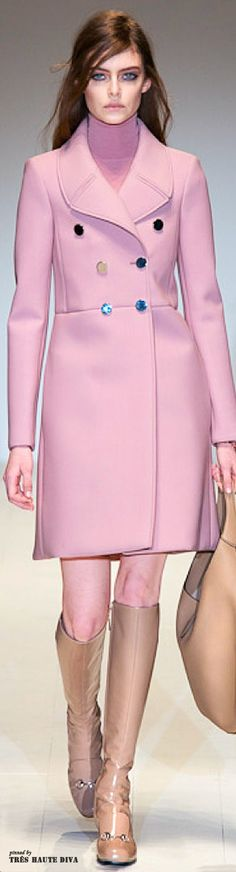 The walking dead - - - #Milan Fashion Week Gucci Fall/Winter 2014 RTW http://Beautifuls.com Members VIP Fashion Club 40-80% Off Luxury Fashion Brands