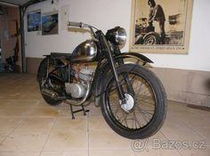 ČZ 125t  r.v.1947 - 1 Rv, Motorcycles, Vehicles, Motorhome, Car, Camper, Motorbikes, Motorcycle, Choppers