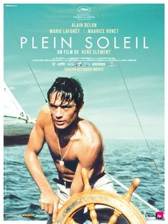 "Plein Soleil - 1960 by René Clément... french version (that i prefer), than the american ""the talented Mr Ripley""..."