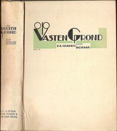 ri. Band ontwerp cover design Einband Entwurf Ella Riemersma 1903 - 1993 | by aaldersa