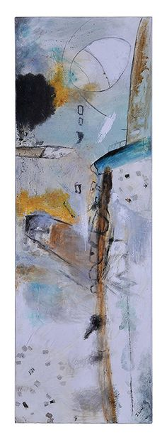 Urban Decay II by Elias Munoz Painting Print on Wrapped Canvas Hand Painted Canvas, Canvas Wall Art, Canvas Prints, Urban Decay, Art Of Living, Living Room, Eclectic Decor, Metal Wall Art, Online Art Gallery