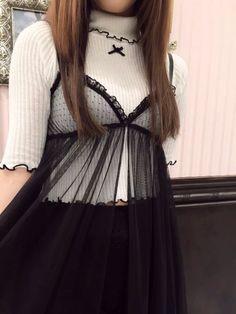 ʚ♡ɞ pinterest: horrorbaby Edgy Outfits, Grunge Outfits, Pretty Outfits, Cool Outfits, Fashion Outfits, Mode Harajuku, Harajuku Fashion, Alternative Outfits, Alternative Fashion