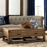 Found it at Wayfair - Newberry Coffee Table