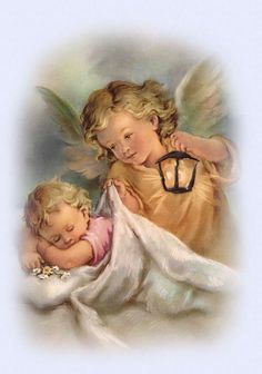 Child-Angel with baby Guardian Angel Pictures, Angel Images, My Guardian Angel, Gardian Angel, Baptism Pictures, Bibel Journal, Religion, I Believe In Angels, Angels Among Us