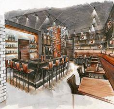 Hotel Bar Berlin - Project