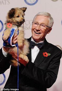 Paul O'Grady - an animal lover and an animal hero. Love him!