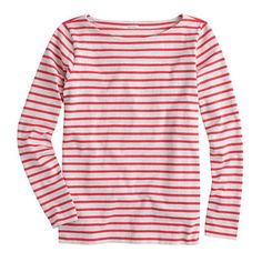 J.Crew - Long-sleeve sailor-stripe tee