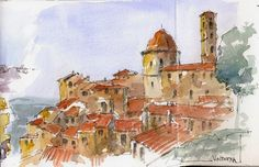 The total view of Volterra