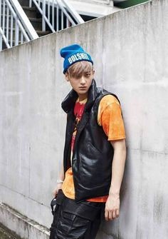 """""""Tao's individual teaser photo for Growl"""""""
