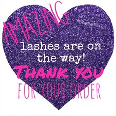 Customer order thank you http://www.youniqueproducts.com/MaloryMariesMagicMascara/party/1719159