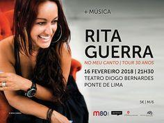 Rita Guerra | Música | Teatro Diogo Bernardes | Ponte de Lima