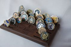 SURFACE WARFARE OFFICER Military Challenge Coin Display with Warfare Insignia Surface Warfare Officer Chief Solid Hardwood Engraved Walnut Military Chief military gift challenge coin coin display personalized gift Navy chief military promotion military gifts Military gift ideas Fathers day fathers day gift 57.95 USD #goriani