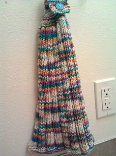 Dancing in the Rain: My First Published Knitting Pattern!