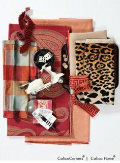 Raja Fabric Collection