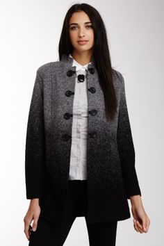 Carducci Ombre Wool Blend Jacket//