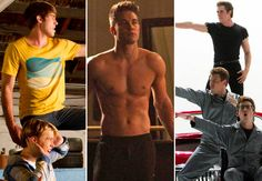 Glee Season 4 Spoilers: Brody is Shirtless — and Blake Jenner's Ready for Grease (PHOTOS)