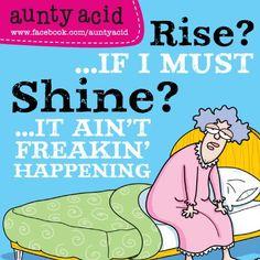 JOKES & LAUGHS: AUNTY ACID - 4