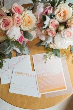 Intimate Summer Backyard Wedding in Pennsylvania | Ruffled