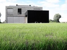 Very modern house in Poland. Le 2 Workshop www.facebook.com/le2workshop