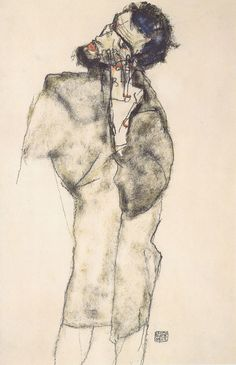 File:Egon Schiele - Selbstbildnis als Asket - 1913.jpeg