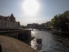 Freitag, 17.07., 18:35 Uhr – Mitte, Museumsinsel: Sundowner #2. © Christian Mentzel