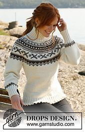 Ravelry: 135-43 Ivalo pattern by DROPS design