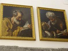 San Marco e San Matteo- Guido Reni. Pio Monte della Misericordia