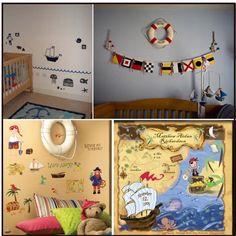 Pirate Nursery Ideas