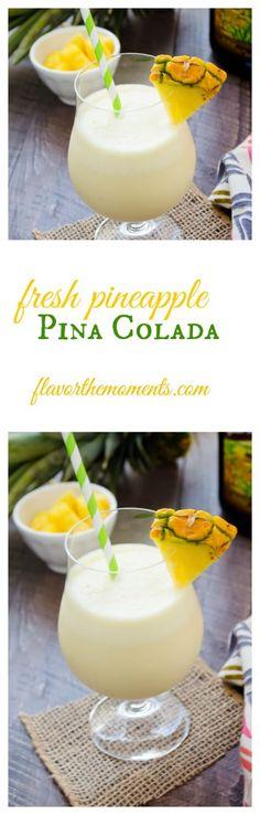 fresh-pineapple-pina-colada-collage-flavorthemoments.com
