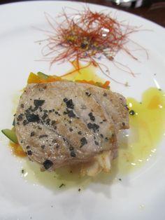 Gastronomía de Murcia Atún