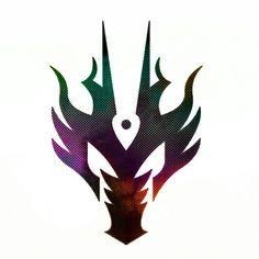Kamen Rider Tattoo Drawings, Body Art Tattoos, Art Drawings, Cool Symbols, Character Art, Character Design, Symbole Viking, Dark Fantasy Art, Art Graphique