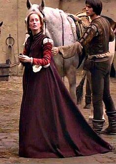 "From ""The Borgias"". Los Borgia, Lucrezia Borgia, The Borgias, Renaissance Dresses, Medieval Clothing, Italian Renaissance, Period Costumes, Movie Costumes, Borgia Tv Series"