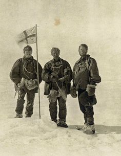 1912's Race to the South Pole: The Heroes of the Great Era of Antarctic…