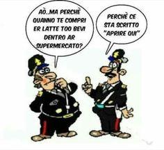 I carabinieri...