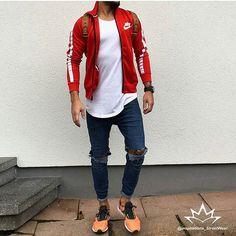 Amazing streetwear inspiration by our friend @massiii_22