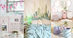 Image result for aesthetic pink room