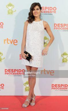 Iris Lezcano en la premiere de Despido Procedente con vestido de la firma BREA Brea, Formal Dresses, Fashion, Dress, Beginning Sounds, Dresses For Formal, Moda, Fashion Styles, Fasion