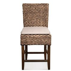 Riverside Furniture u2013 Mix-N-Match Woven Leaf Counter Stool  sc 1 st  Pinterest & Garden Counter Stool Bring Retro Good Looks to Your Space with a ... islam-shia.org