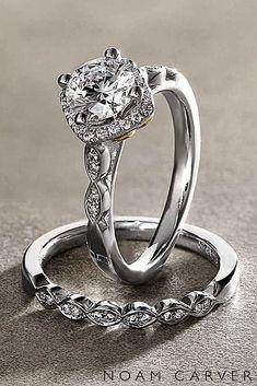 Anéis De Compromisso Populares, Anéis De Noivado De Volta, Anéis De Noivado  De Ouro 3614f284fc