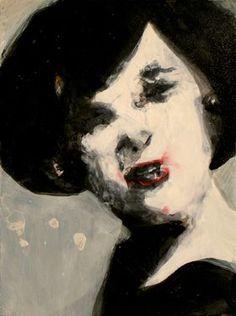 Painting by Miroir Noir
