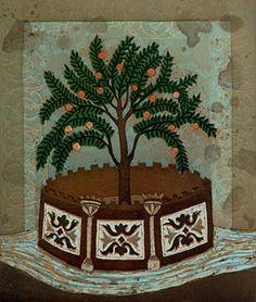 Water Lilies, Helsinki, Folk Art, Decorative Boxes, Icons, Artists, Illustration, Popular Art, Symbols