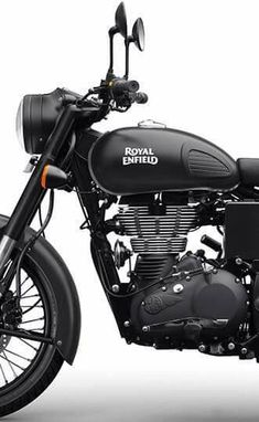 Royal Enfiled Classic Stealth Black 500 - Royal Enfield has launched two new editions for Classic 350 and Classic 500 range.Classic 500 Stealth Black Photos