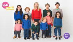 Knits for Kids by #AmericanApparel. #kids #knits