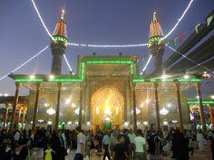 Al-Kadhimiya Mosque, Baghdad, Iraq