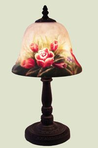 Perfect Memory Lamp in memory of a Mother or Grandmother