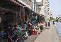 Top 10 Hangouts in East London